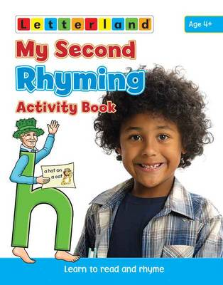 My Second Rhyming Activity Book Learn to Read and Rhyme by Lisa Holt, Lyn Wendon