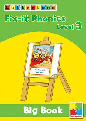 Fix it Phonics by