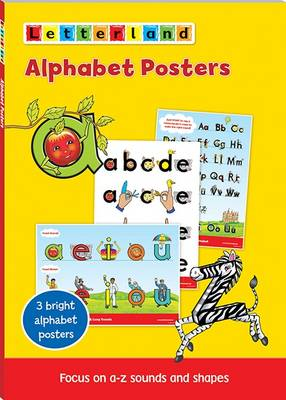 Alphabet Posters by Lyn Wendon