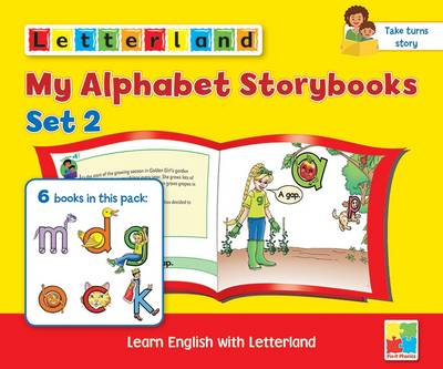 My Alphabet Storybooks by Lisa Holt, Stamey Carter, Lyn Wendon