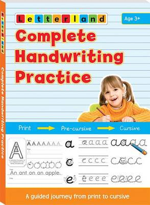 Complete Handwriting Practice by Lisa Holt, Lyn Wendon