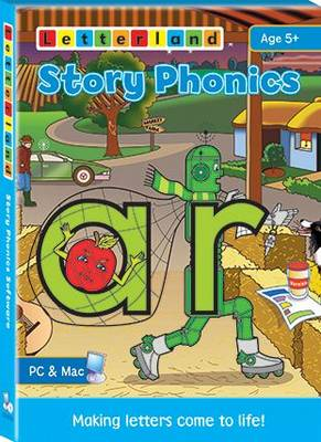 Story Phonics Software by Lisa Holt, Lyn Wendon