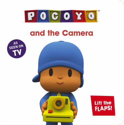 Pocoyo and the Camera by