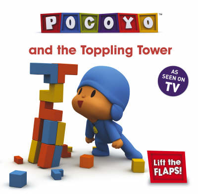 Pocoyo and the Toppling Tower by Red Fox