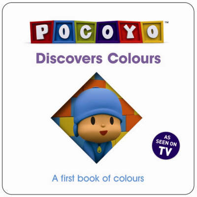 Pocoyo Discovers Colours A First Book of Colours by Various, Red Fox, Various Red Fox