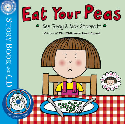 Eat Your Peas by Kes Gray