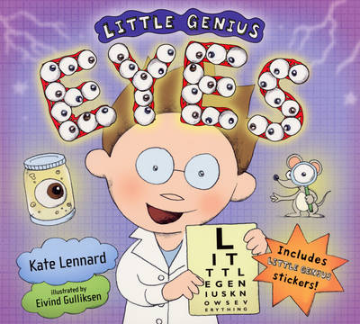 Little Genius Eyes by Kate Lennard