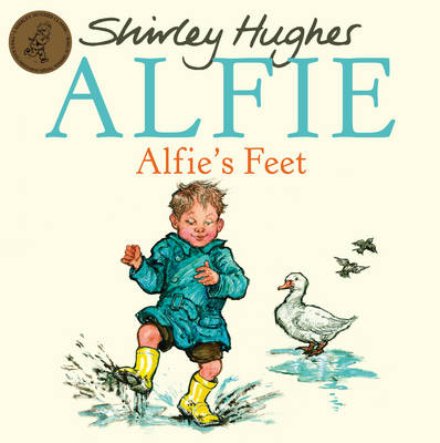 Alfies Feet Book and CD by Shirley Hughes