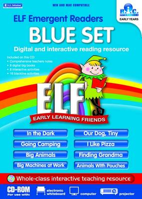 ELF Readers - Blue Set by Peter Sloan, Sheryl Sloan