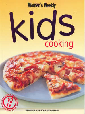 Kids Cooking by Pamela Clark