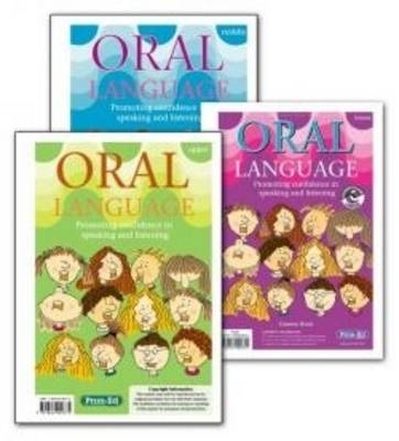 Oral Language Upper by Graeme Beals