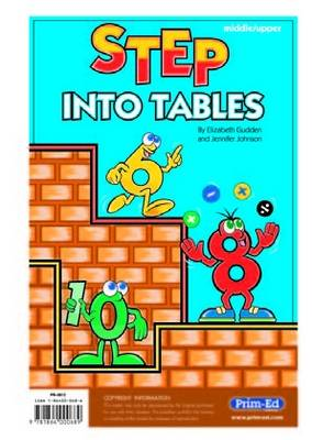 Step into Tables by Elizabeth Gudden, Jennifer Johnson