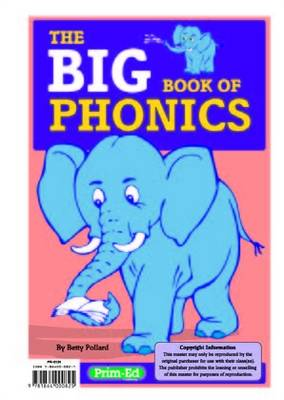 The Big Book of Phonics by Betty Pollard