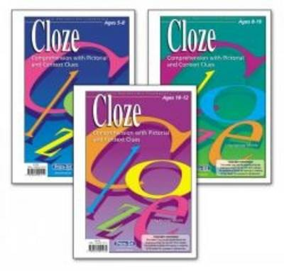 Cloze: Comprehension with Pictorial and Context Clues Middle by George Moore
