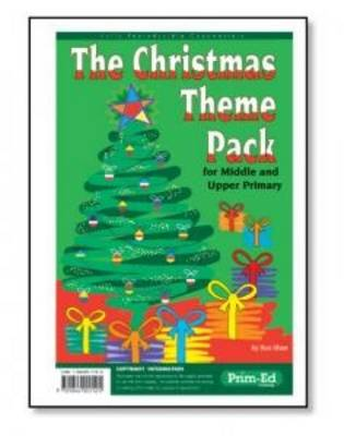 Christmas Theme Pack For Upper Primary by Ron Shaw