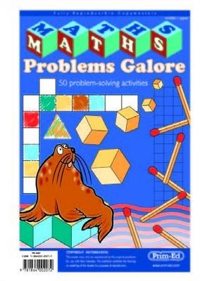 Mathematics Problems Galore by Prim-Ed Publishing, Prim-Ed Publishing