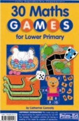 30 Maths Games by Catherine Connolly