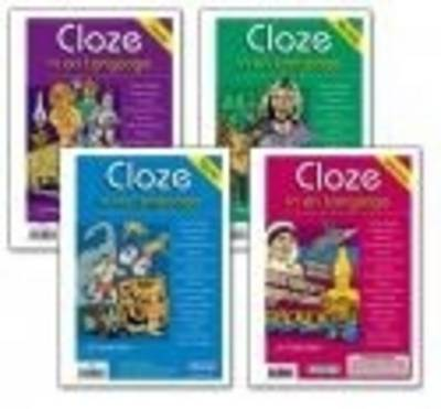 Cloze in on Language Upper by George Moore
