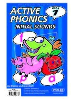 Active Phonics by Graeme Beals, Jane Beals