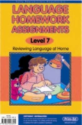 Language Homework Assignments by