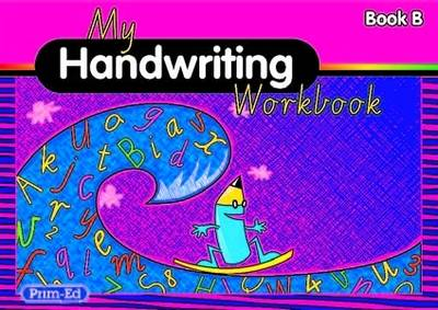 My Handwriting Workbook Book B by