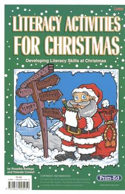 Literacy Activities for Christmas by Rosalba Bottega, Yolande Colwell