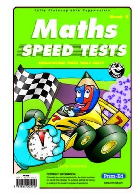 Maths Speed Tests by Gunter Schymkiw