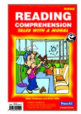 Reading Comprehension Middle by Bruce Tuffin, Diane Henderson