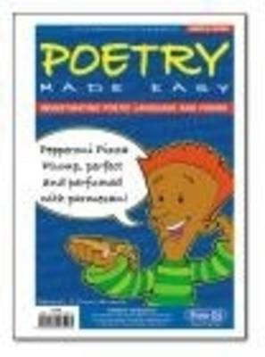Poetry Made Easy Investigating Poetic Language and Forms by Deborah O'Dowd-Burkara