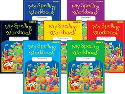 My Spelling Workbook by Prim-Ed Publishing