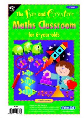 Fun and Creative Maths Classroom For 6 Year Olds by Nicola Baxter