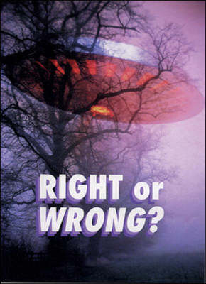 Right or Wrong? by Alison Condon, David Lowe, Richard Maloney, Jan McPherson
