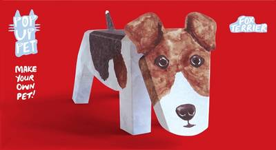 Pop Up Pet Fox Terrier by