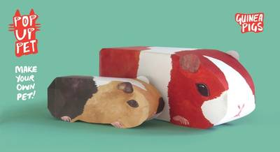 Pop Up Pet Guinea Pigs by