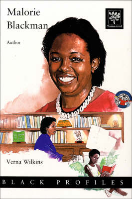Malorie Blackman Biography by Verna Allette Wilkins, Virginia Gray