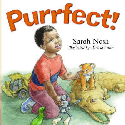 Purrfect! by Sarah Nash