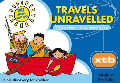 Travels Unravelled Bible Discovery for Children by