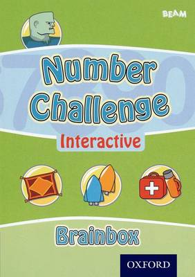 Number Challenge Games Interactive: Brainbox by