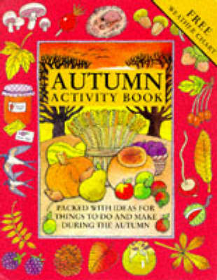 Autumn Activity Book by Clare Beaton