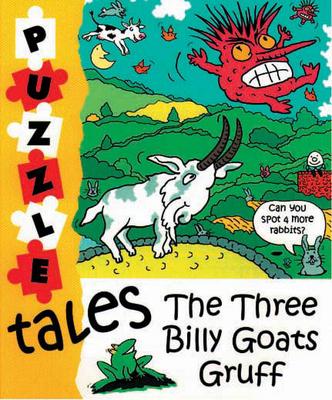 Three Billy Goats Gruff by Sue Weatherill