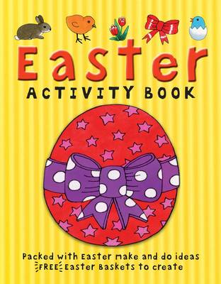 Easter Activity Book by Clare Beaton