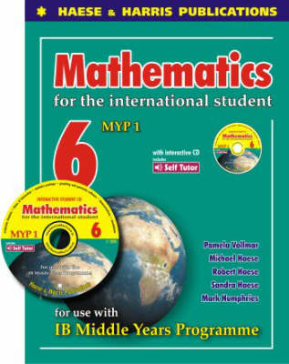 Mathematics for International Student IB MYP-6 by Robert Haese, Sandra Haese, Stan Pulgies