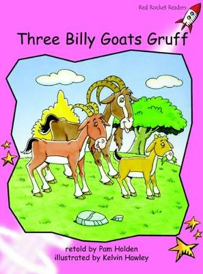 Three Billy Goats Gruff Pre-reading by Pam Holden