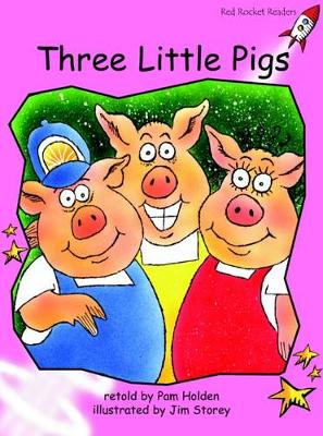 Three Little Pigs Pre-reading by Pam Holden