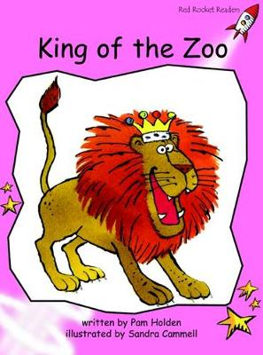 King of the Zoo Pre-reading by Pam Holden