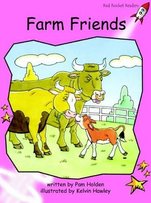 Farm Friends Pre-reading by Pam Holden