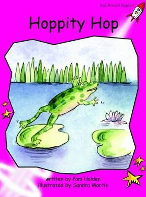 Hoppity Hop Emergent by Pam Holden
