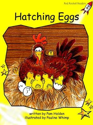Hatching Eggs Early by Pam Holden