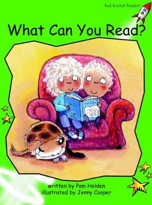What Can You Read? Early by Pam Holden