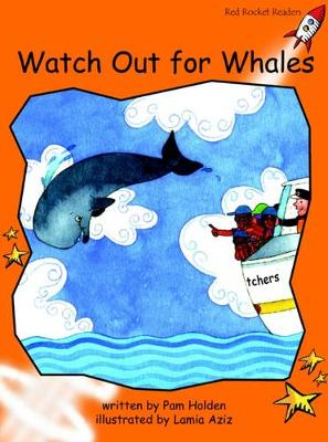 Watch Out for Whales Fluency by Pam Holden